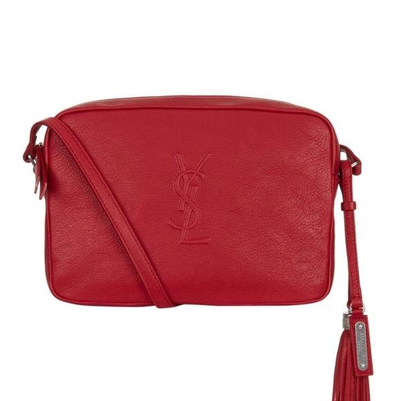 Saint Laurent Monogram Lou crossbody bad bdd9b26178875